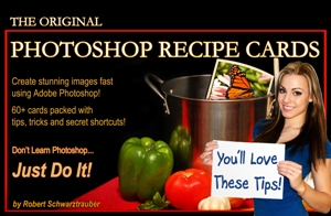 Kim Loves Photoshop Recipe Cards